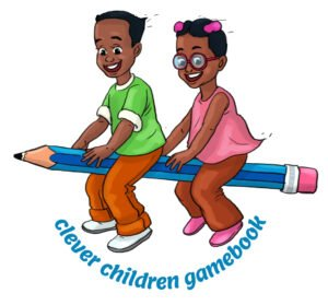 Clever Children gamebook LOGO